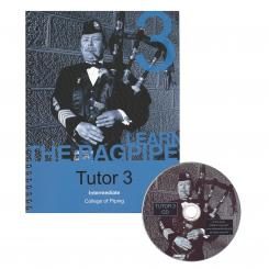 College of Piping Tutor Book 3 Englisch