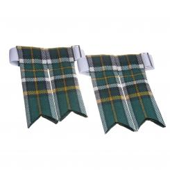 Support chaussette Tartan Heavyweight