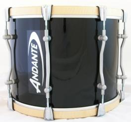 "Andante Pro Series Tenor Drum 16""x12"""