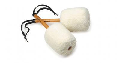 Premier Pipe Band Bass Drum Mallets