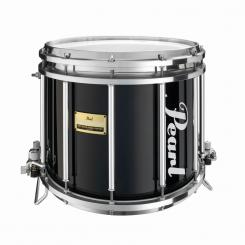 Pearl Snare Pipe Band Medalist Piano Black