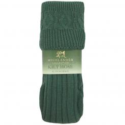 Kilt socks Standard Ancient Green