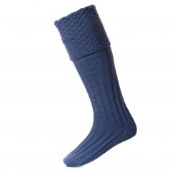 Premium PIpe band Socken Bleu Ancient