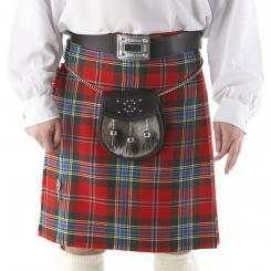 Mens Casual 5 Yard Heavyweight Kilt - Lochcarron