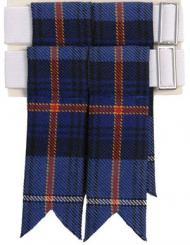 Tartan Flashes House of Edgar Regimental